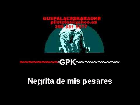 EL SON DE LA NEGRA MARIACHI VARGAS KARAOKE GPK