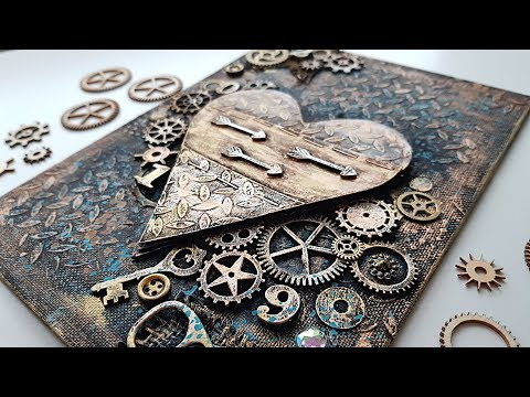 ♡ Steampunk Heart