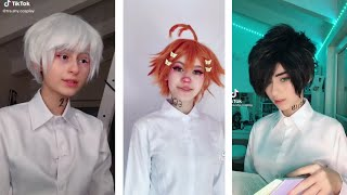 The promised neverland cosplay   Tik Tok compilation #1