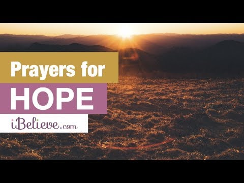 A Prayer for Hope - Find Strength Today