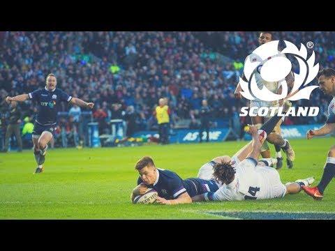 Scotland v England | Match Highlights