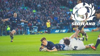 Scotland v England | Match Highlights