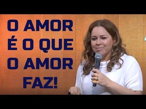 Helena Tannure - O Amor é o que o Amor faz!