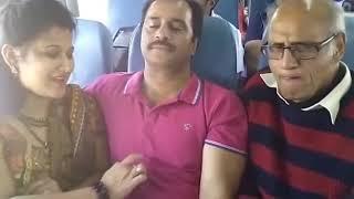 ठरकी बुड्ढे ने बस में दूसरे की बीवी सेट कर ली# Tharki buddha in bus# Faadoo videos