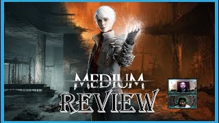 The Medium Game Review. Phycological Horror Game?? Yes Please! (Video Game Video Review)