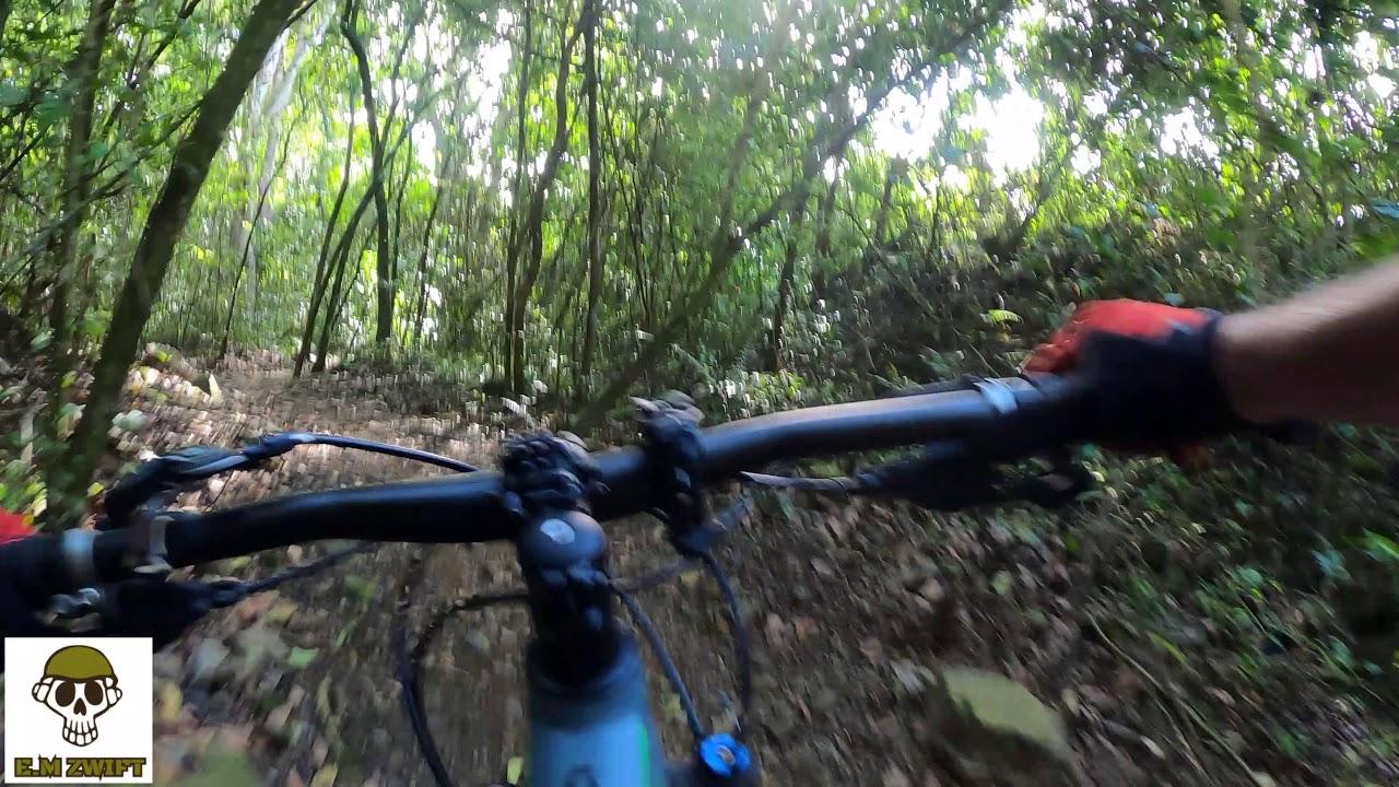 Download Fajardo MTB Trail Full loop Full throttle