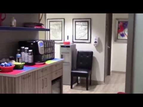 Edmonton Dentist Dr. Pavlenko Newly Renovated Practice