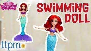 Baixar Disney Princess Doll - Swimming Adventures Ariel Doll Review & Instructions | Hasbro