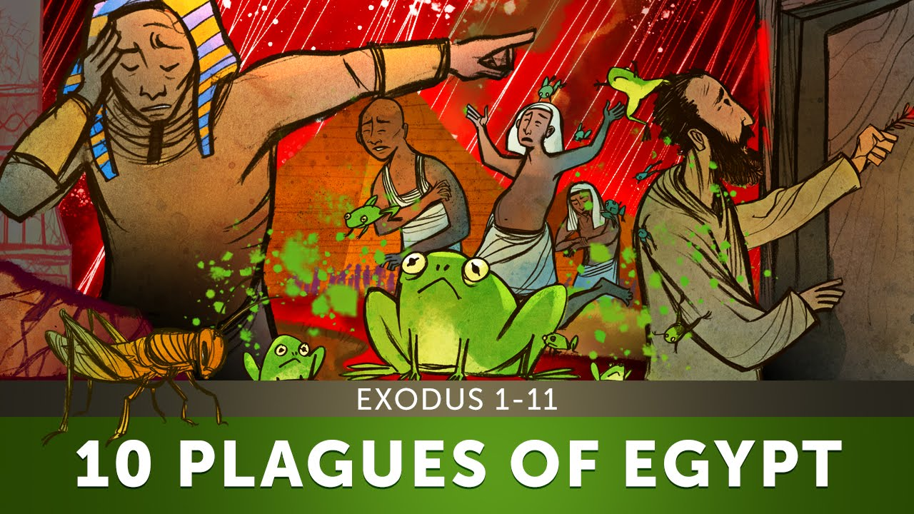 the ten plagues of egypt The ten plagues of egypt were a series of curses placed upon the people of ancient egypt in retribution against the pharaoh for refusing to release the hebrew slaves.