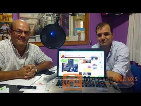 MASTER NEWS: Int. Javier Reynoso y Pte. del HCD Jorge Rosolen hablan del conflicto docente Parte 2