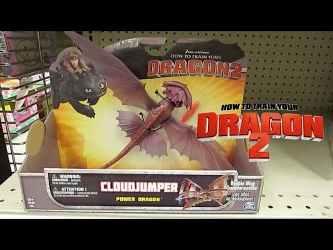 How To Train Your Dragon 2 Toys In Store Preview Toys R Us