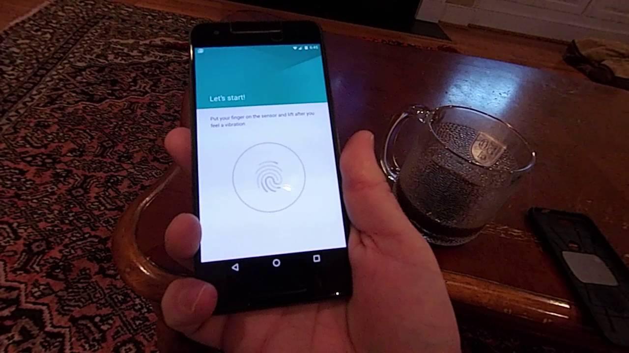 Nexus 6p issue with Nexus Imprint