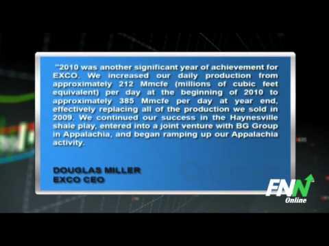 Exco Resources Missed Consensus Estimates, But Achieved Production Increases