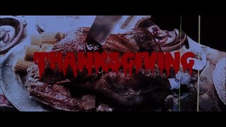 Thanksgiving - Trailer [R] Eli Roth/Horror