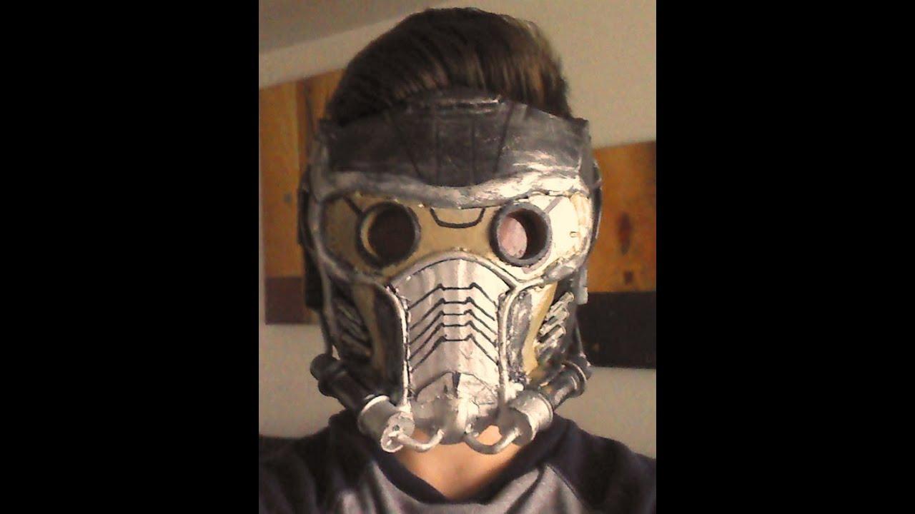 Bien-aimé Star-Lord Mask - YouTube MS23