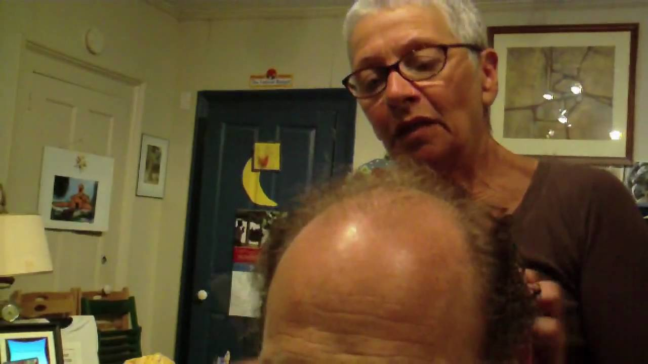 Bald Guy 037 Haircut YouTube
