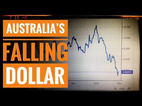 Australia's Falling Dollar