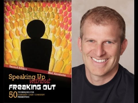 SPEAKING UP WITHOUT FREAKING OUT EPUB DOWNLOAD
