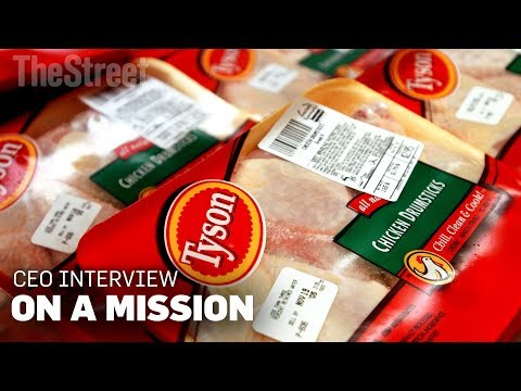 Tyson Foods Is On a Mission