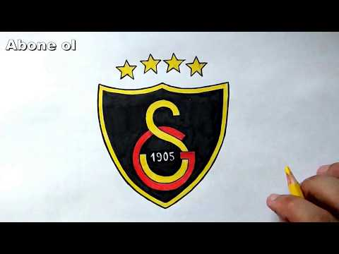 Galatasaray Logosu Nasıl çizilir Cok Kolayehedov Elnur