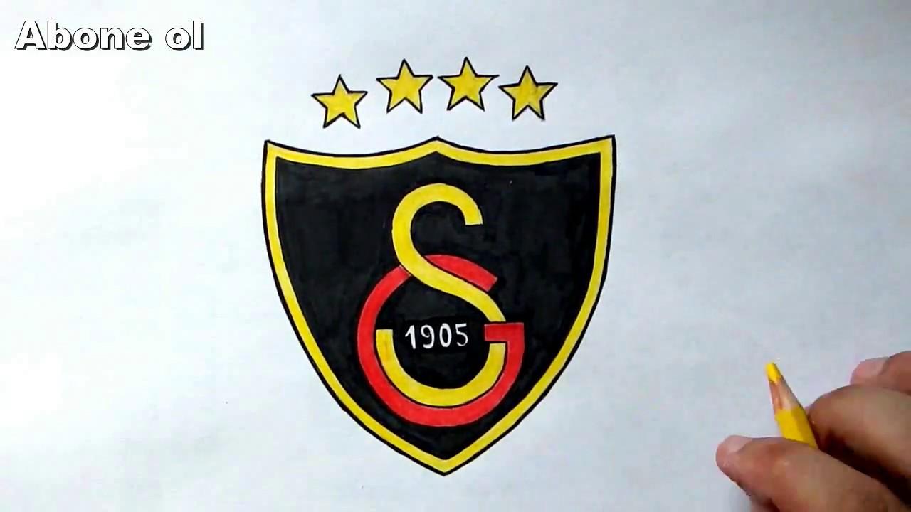 Galatasaray Logosu Nasil Cizilir Cok Kolay Ehedov Elnur