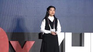 social work--Let's walk with the weak   Wenjing Liu   TEDxZhengzhou