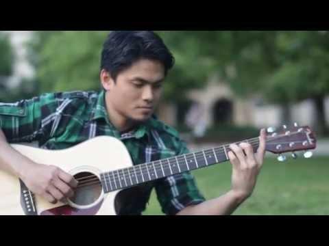 Arjuna Beta (Fynn Jamal) - Acoustic Fingerstyle Cover - Nadzir Nazuwan