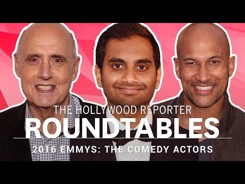 THR's Full Comedy Actor Roundtable: Aziz Ansari, Jeffrey Tambor, Tony Hale, & More!