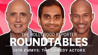 THR's Full Comedy Actor Roundtable: Aziz Ansari, Jeffrey Tambor, Tony Hale, & More!