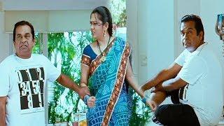 Brahmanandam & Hema Ultimate Comedy Scenes   Telugu Non Stop Comedy Scenes   Super Hit Movies