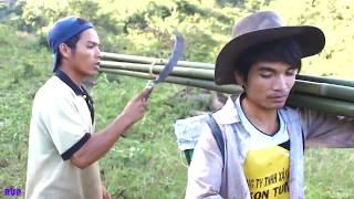 Thằng Trộm Gặp Thằng Già Làng | Cười Đau Bụng | Phim Hài Jrai