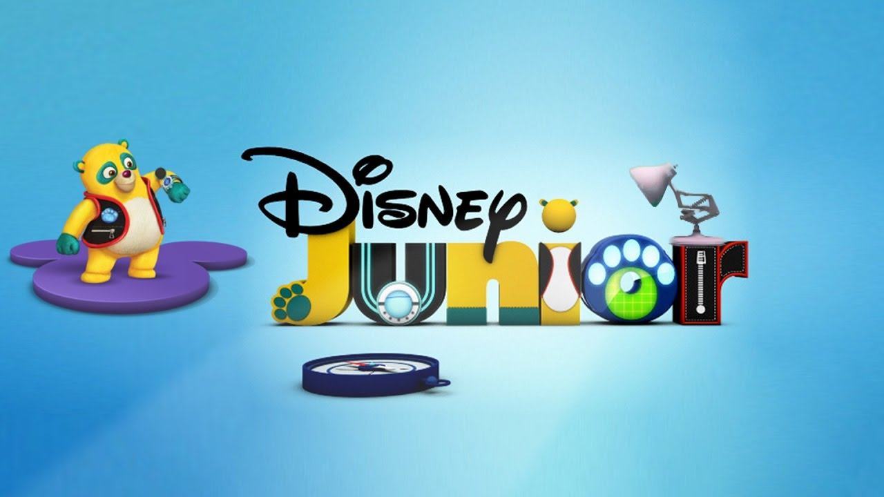 373 Disney Junior With Special Agent Oso Spoof Pixar Lamp