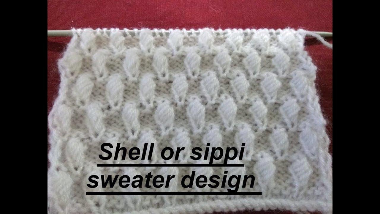 ac77eadbbbfb  EASY SWEATER DESIGN Latest Sweater Designs ladies Gents Kids Sweater Design  Scallopedborderdesign