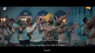 Yaari+ Gadiyan Ch Yaar- Tarsem Jassar & Jass Bajwa (Remix- Dj Hans) Video Mixed By Jassi Bhullar