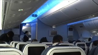 ANA 787 Dreamliner Economy Class Flight Experience Seattle - Narita, Japan