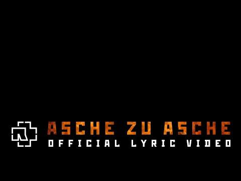 Rammstein – Asche zu Asche