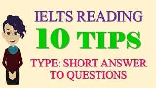 Common mistakes and 10 tips to do type short answer questions
