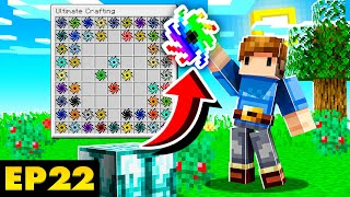 CRAFTING the ULTIMATE ITEM in SkyFactory w/ FRIENDS! - EP.22
