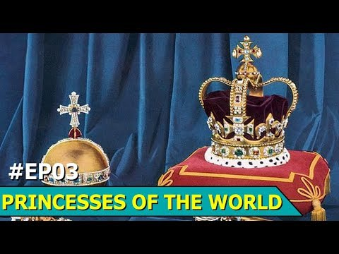 Royal Crown Auctions   Princesses Of The World