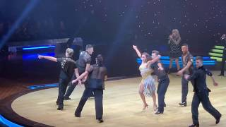 Strictly Come Dancing Tour 2019 Leeds. The Finale.  The Judges Dancing.