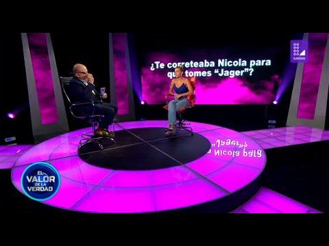 Poly Ávila: ¿Te correteaba Nicola para que tomes Jagger? - El valor de la verdad