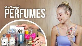 Meus PERFUMES preferidos! | Layla Monteiro