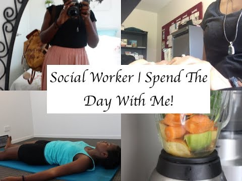 A Real Day In The Life Of A Social Worker | Social Work 2017