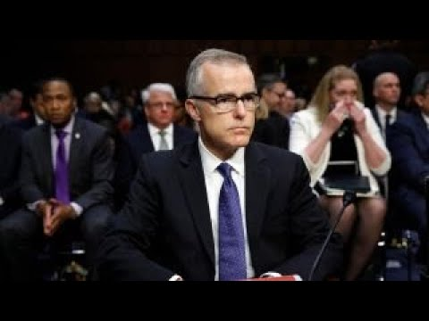 Andrew McCabe was leaking information: Rep. Jordan
