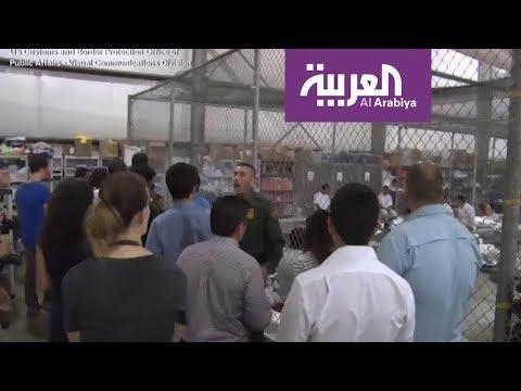 انتقادات تطال أميركا لفصل أطفال عن أهاليهم المهاجرين  - 00:21-2018 / 6 / 20