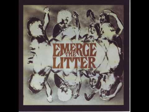 The Litter - Emerge  1969 *  (full album)