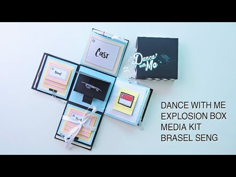 Dance With Me [Toggle Original] - Media Kit Exploding Box