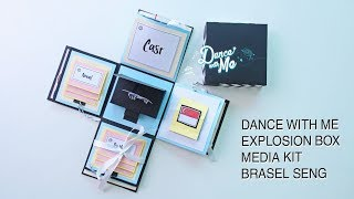 Dance With Me [Toggle Original] - Media Kit Exploding Box