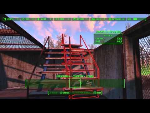 Fallout 4_wasteland workshop dlc items showcase part 4 end |