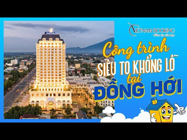 Trải nghiệm Vinpearl Hotel Đồng Hới Quảng Bình SIÊU TO KHỔNG LỒ  Vietnam Booking